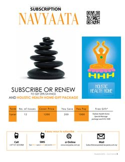 Navyaata Monthly